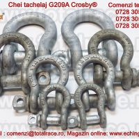 Gambeti / shackles forjate G209A Crosby®