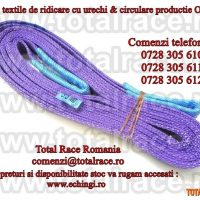 Chingi textile ridicare europaleti Total Race