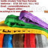 Chinga textila de ridicare cu ochi