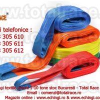 Chinga de ridicare marfa cu urechi sau circulare Total Race