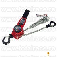 Macara cu levier si lant pentru manevrare sarcini Total Race