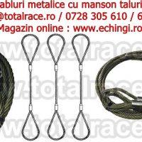 Dispozitive cablu ancorare Total Race